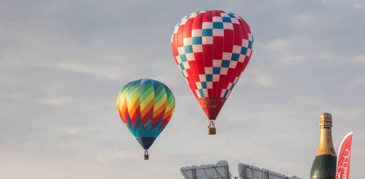 Cheltenham Balloon Fiesta 2019